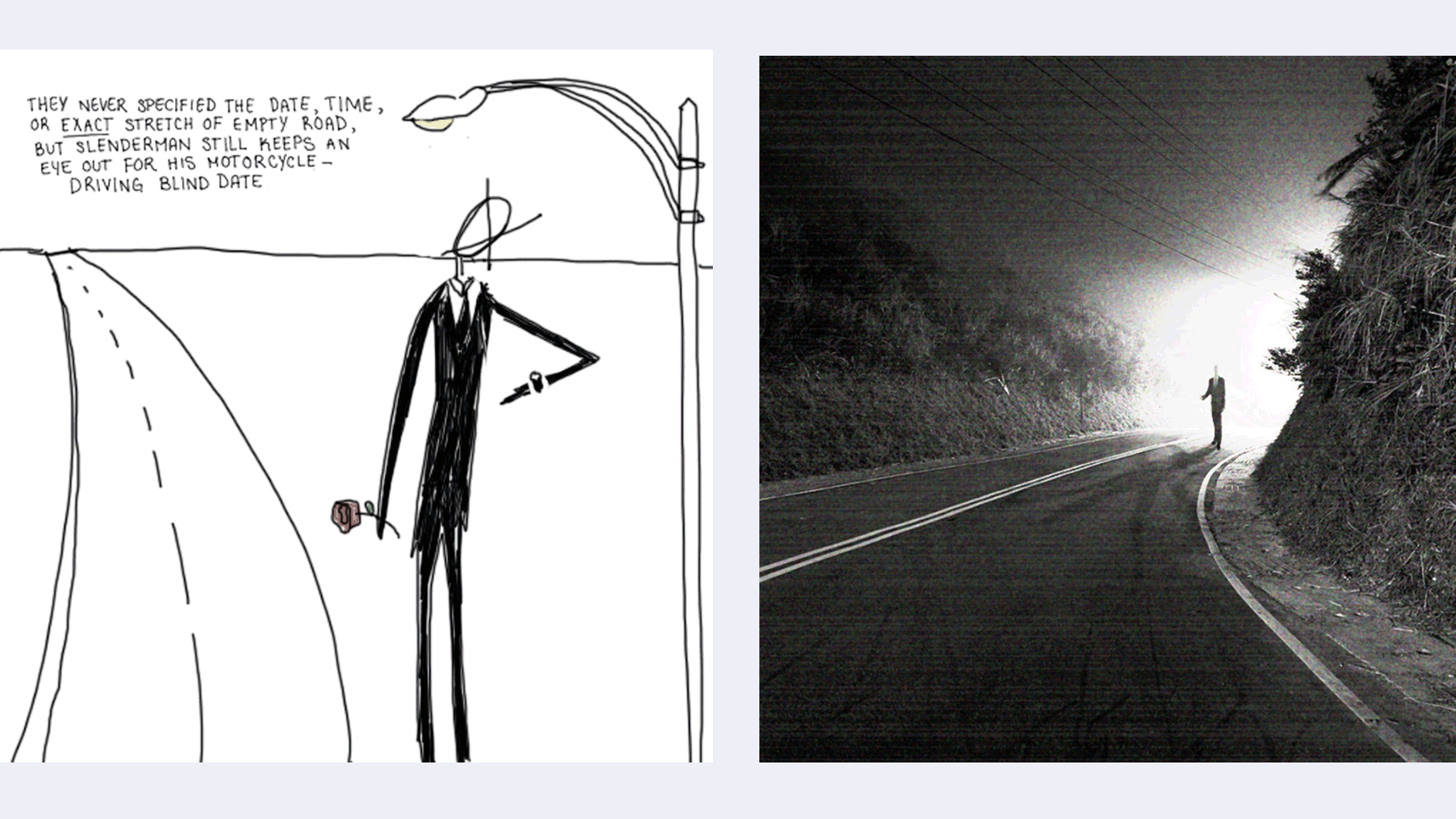 Slenderman Just Wants Love graphic